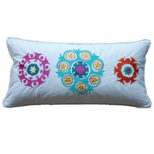 Zanzibar Medallion Feather Pillow