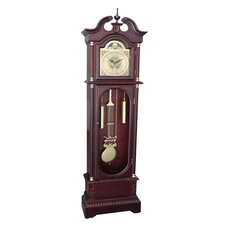 "<strong>Jenlea</strong> Daniel Dakota 71.63"" Grandfather Clock"