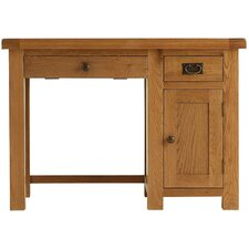 """Schreibtisch """"Hampton"""" mit 2 Schubladen und Tür"""