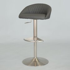 Nile Adjustable Height Swivel Bar Stool