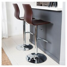 "Klub 22"" Adjustable Swivel Bar Stool"