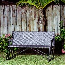 Vero Grey Outdoor Convertible Bench / Picnic Table