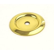 "Saturn 1.25"" Backplate for Cabinet Knob"