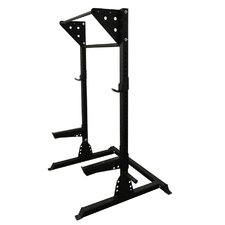 Hammer II Squat Stand Upper Body Gym