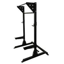 Hammer II Squat Stand Upper Body Gym