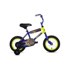"Boy's 12"" Street Racer Cruiser Bike"