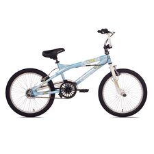 "Girl's 20"" No Rules Nikki BMX Bike"