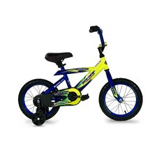 "Boy's 14"" Retro Cruiser Bike"