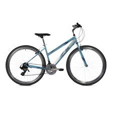 Women's 700C Jeep Compass Hybrid Bike