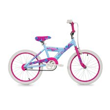 "Girl's 20"" Kent Lucky Star BMX Bike"
