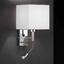 Celle 2 Light Wall Lamp with Reading Light