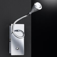 Lem 1 Light Reading Wall Light