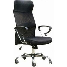 <strong>Hodedah</strong> Mesh Back Office Chair