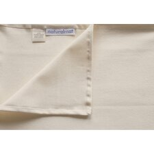 Soft Organic Flannelette Fitted Crib Sheets