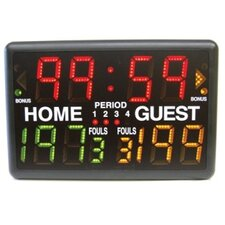 Multi-Sport Indoor Scorer and Timer