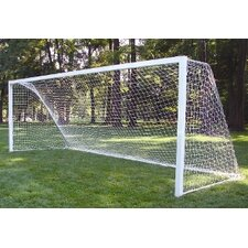 <strong>Trigon Sports</strong> Square Portable Aluminum Soccer Goals