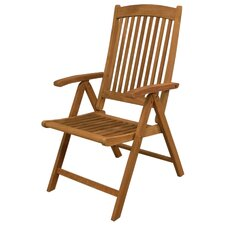 Avalon Folding Multi-Position Deck Chair