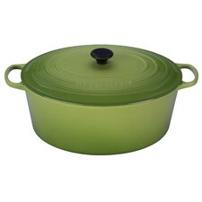 Cast Iron 15.5 Qt. Oval French Oven