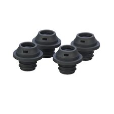 Tools and Accessories Wine Pump Replacement Stopper (Set of 4)