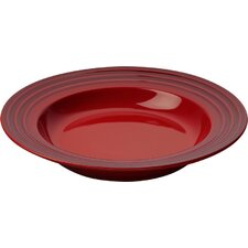 Stoneware Rimmed Soup Bowl