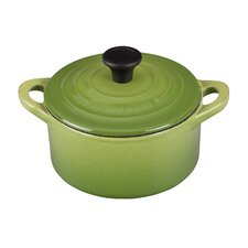 Cast Iron 0.33 Qt. Round French Oven