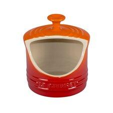 Stoneware 10 Oz. Salt Crock