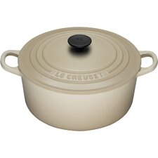 Cast Iron Round French Oven