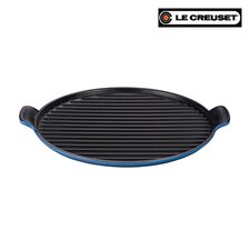 "Cast Iron 14.5"" Bistro Grill Pan"