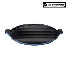 """Le Creuset Cast Iron 14.5"""" Bistro Grill Pan"""