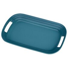 Stoneware Rectangular Serving Platter