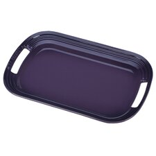<strong>Le Creuset</strong> Stoneware Rectangular Serving Platter