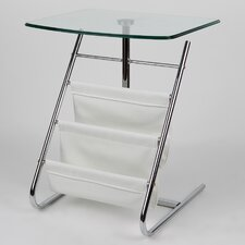 <strong>Whiteline Imports</strong> Bob Side Table
