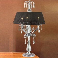 """DaVinci 36"""" H Table Lamp with Empire Shade"""