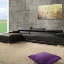 <strong>Whiteline Imports</strong> Melody Sectional Chaise