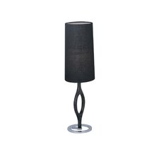 Camilla Table Lamp with Drum Shade