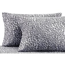 Wild Life Leopard Standard Pillow Case (Set of 4)
