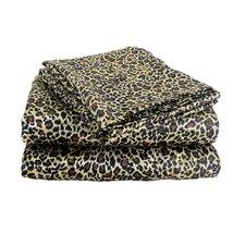 Charmeuse Satin Leopard Print Pillowcase (Set of 2)