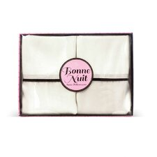 <strong>Scent-Sation</strong> Bonne Nuit Satin Pillowcase