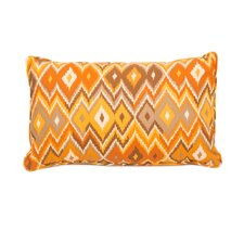 <strong>Laurie Bell</strong> Siesta Sunset Polyester Lumbar Indoor/Outdoor Pillow