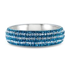<strong>Szul Jewelry</strong> Rhinestone Bangle Bracelet