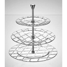 Concerto 3-Tiered Plate