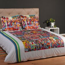 <strong>ARTnBED</strong> Hindley Street Duvet Cover Collection