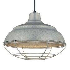 R Series 1 Light Pendant