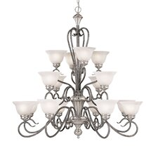 Devonshire 16 Light Chandelier