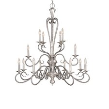 <strong>Millennium Lighting</strong> Devonshire 16 Light Chandelier
