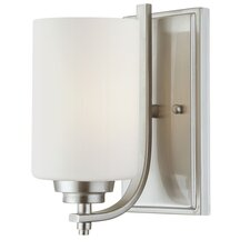 <strong>Millennium Lighting</strong> Bristo 1 Light Wall Sconce