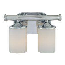 <strong>Millennium Lighting</strong> 2 Light Bath Vanity Light