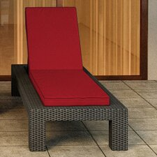 Hampton Chaise Lounge with Cushion