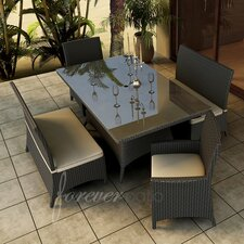 Hampton 5 Piece Dining Set