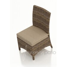 Cypress Dining Side Chair with Cushion